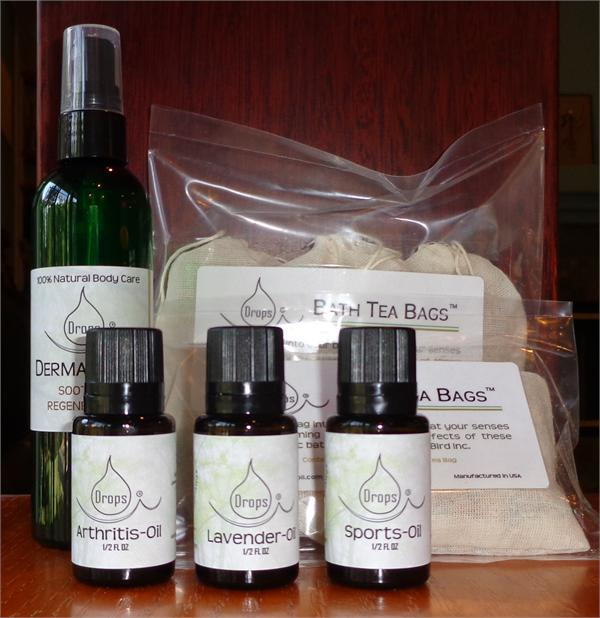 Natural Body Care Products from Singing Bird Inc.
